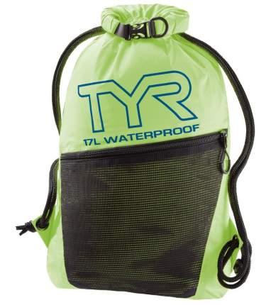 Рюкзак-мешок TYR Alliance Waterproof Sack Pack 17 л желтый (730)