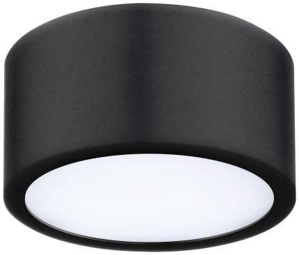 Накладной светодиодный светильник Lightstar Zolla 211917 Черный