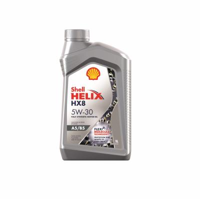 Моторное масло Shell 5w30 1л