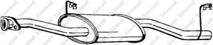 Глушитель выхлопной системы Ford Transit 91-94 bosal 155269