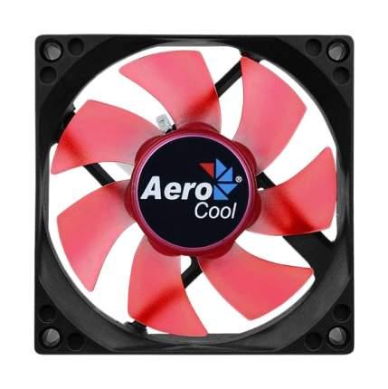 Корпусной вентилятор Aerocool Motion 8 Red-3P