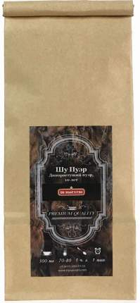 Чай Di Maestri многолетний дикорастущий пуэр 10 лет 50 г