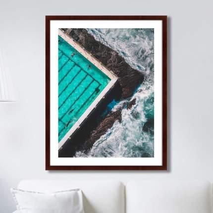 Фотография Bondi Beach, Australia, No 1, 78,5х100см, Картины в Квартиру
