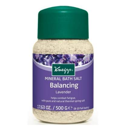 Соль для ванн Kneipp с лавандой