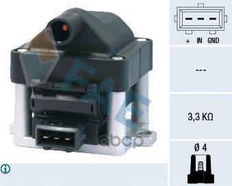 Катушка зажигания FAE 80200