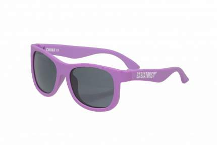 Детские солнцезащитные очки Babiators Original Navigator Purple Reign 3-5 лет