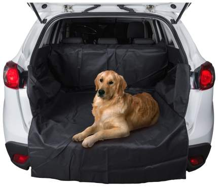 Автогамак для собак AvtoTink 73005 Черный