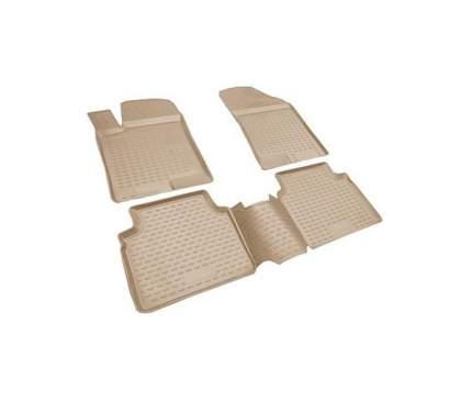 Комплект ковриков в салон автомобиля Element NLC.05.09.212k