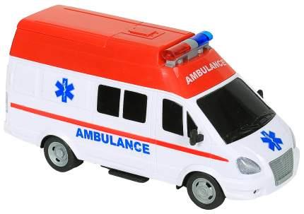 Машина спецслужбы Наша Игрушка ZYE-E0292-1 Скорая помощь 22 см
