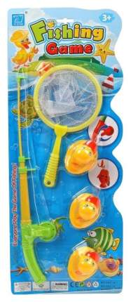 Игра в рыбалку Наша Игрушка Рыбалка Удочка Сито 5501-76 в ассортименте
