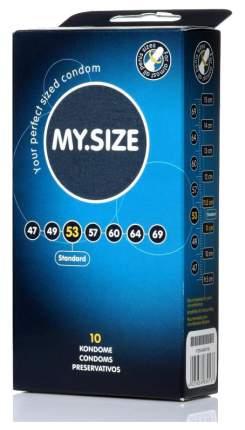 Презервативы My.Size р. 53 10 шт.