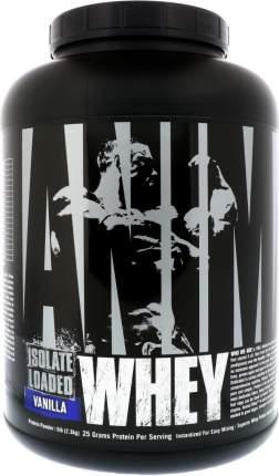 Протеин Universal Nutrition Animal Whey Isolate Loaded 2275 г Vanilla