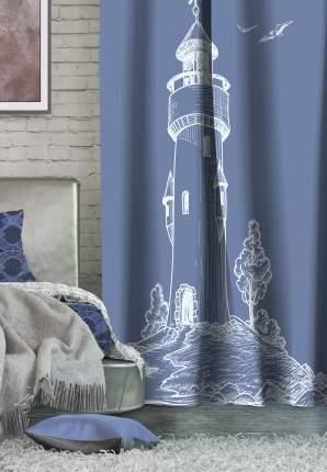 """Штора, """"Волшебная Ночь"""", Блэкаут, 150х270 см, Lighthouse"""