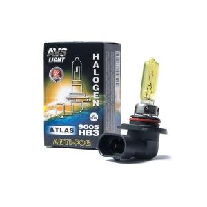 Галогеновые автомобильные лампы AVS A07026S