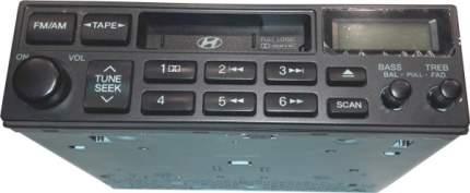 Автомобильная магнитола Hyundai-KIA 9617038700
