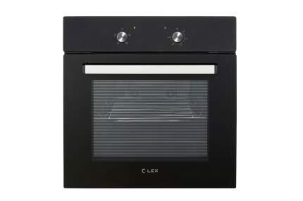 Встраиваемый электрический духовой шкаф LEX EDM 040 BL Black