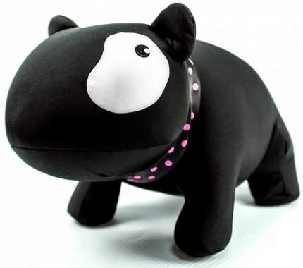 Подушка-игрушка декоративная Черный Бим Белый Глаз A008