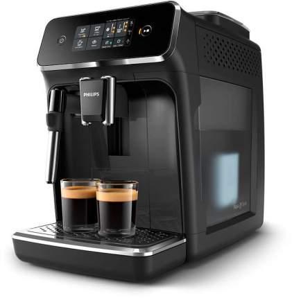 Кофемашина автоматическая Philips EP2021+Подписка на кофе: 6-месячный запас кофе зерен