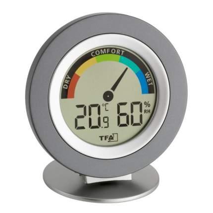 Электронный термо-гигрометр TFA 30.5019.10 Grey