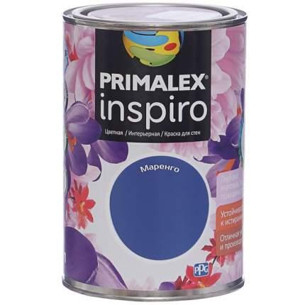 Краска для внутренних работ Primalex Inspiro 1л Маренго, 420168