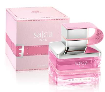 Парфюмерная вода для женщин EMPER «Saga Pink», 100 мл