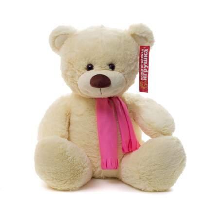 Мягкая игрушка Мишка средний с шарфом 55 см Нижегородская игрушка См-393-5