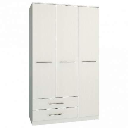 Платяной шкаф MFMaster MAS_MST-SHRL-50-R-16BEL 122,2х55х200, белый