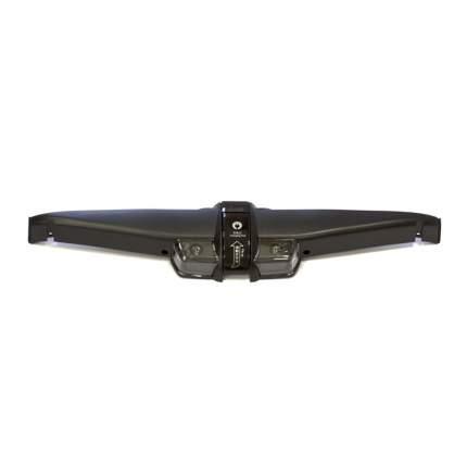 Бампер передний в сборе фары, коннекторы для Ninebot MiniPRO, черный 10.02.3073.01