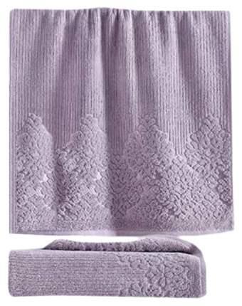 Полотенце для лица, полотенце для рук KARNA Verda фиолетовый