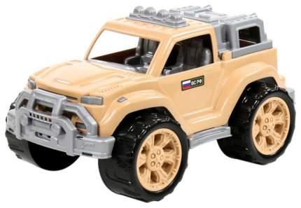 Машинка игрушечная Полесье Легион сафари №3 (флаг РБ) 75710