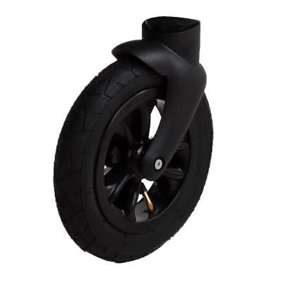 Колесо переднее для коляски классической Be2Me 2 в 1 Alpina черный