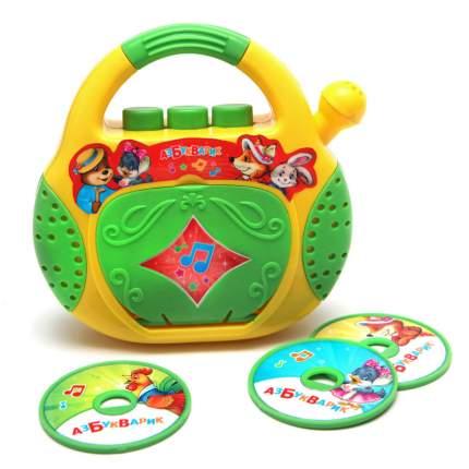 Музыкальная игрушка Азбукварик CD плеер