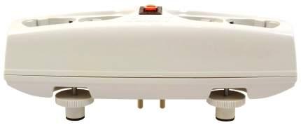 Сетевой фильтр Pilot T, 4 розетки, White