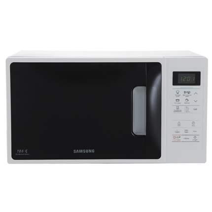 Микроволновая печь соло Samsung ME83ARW black/white