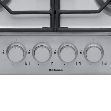 Встраиваемая варочная панель газовая Hansa BHGI61132 Silver
