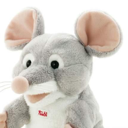 Мягкая игрушка Trudi на руку Мышка, 25 см