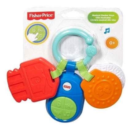 Прорезыватель Fisher-Price ключики