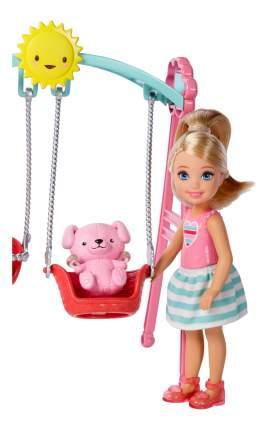 Игровой набор Barbie Игровые наборы Развлечения Челси DWJ45 DWJ46