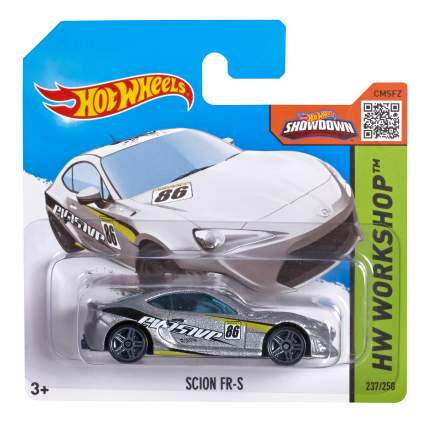 Машинка Hot Wheels Scion FR-S 5785 CFJ14