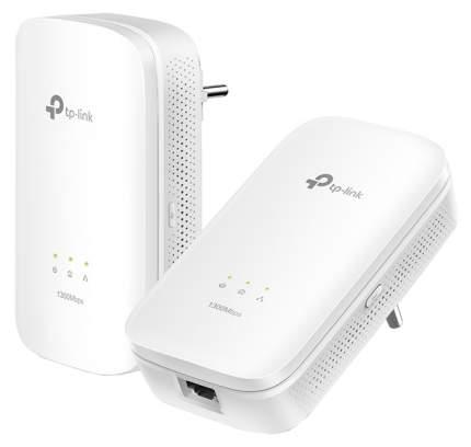 Комплект powerline-адаптеров TP-Link TL-PA8010KIT AV1300 Gigabit Starter KIT