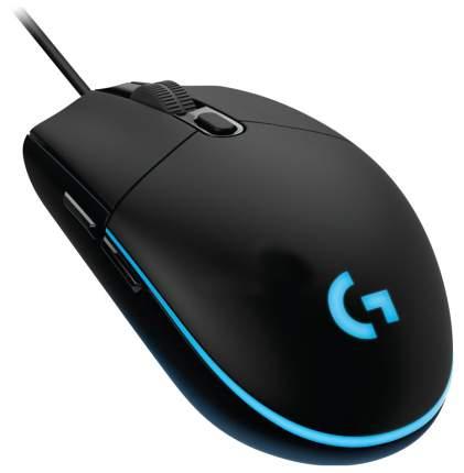 Проводная мышка Logitech G102 Prodigy Black (910-004939)