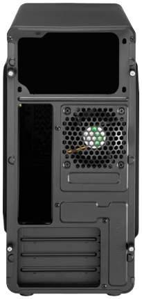 Компьютерный корпус AeroCool QS-183 Advance Black Edition без БП black