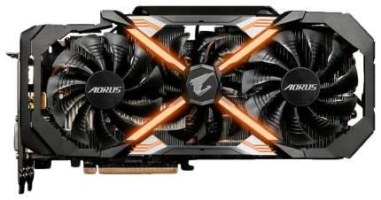 Видеокарта GIGABYTE Aorus GeForce GTX 1080 Ti (GV-N108TAORUS-11GD)