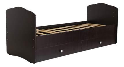 Кровать-трансформер Фея 2100 венге