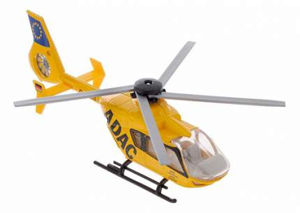 Вертолет жёлтый Siku