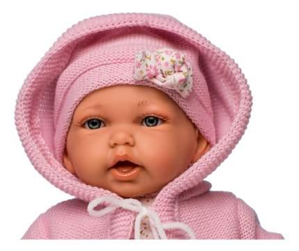 Кукла Antonio Juan Азалия в розовом