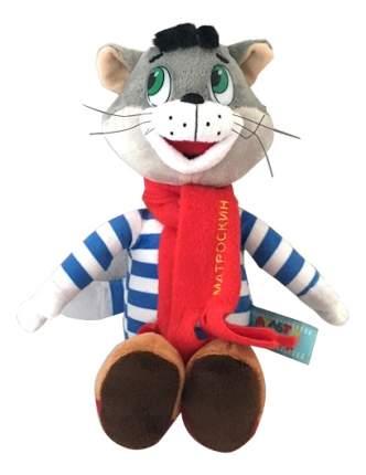 Мягкая игрушка Мульти-Пульти Трое из простоквашино матроскин озвученный 18 см