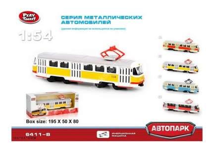 Трамвай Play Smart 1:54 Tatra T3SU