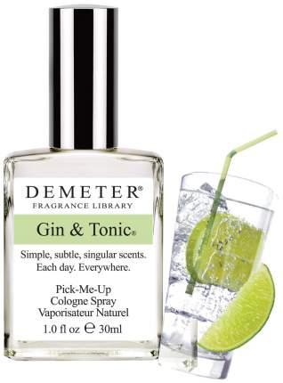 Духи Demeter Fragrance Library Джин-тоник (Gin & Tonic) 30 мл