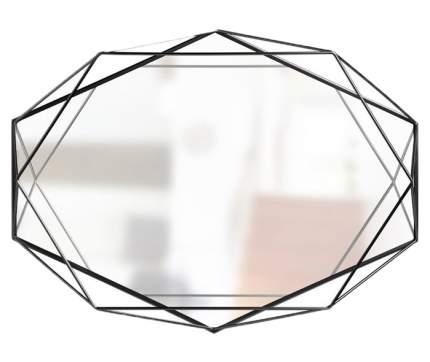 Зеркало настенное Umbra 358776-040 56,5х43 см, черный